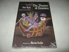 The Theater of Essence by Jan Kott (1986, Paperback)