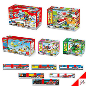 TITIPO Railway Station,Control Center,Track,Electric Train Play Toy Collection
