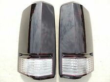 CUSTOM! 07-11 Dodge NITRO  Smoked Tail Lights Black OE Tinted non led painted