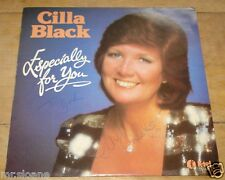CILLA BLACK ~ ESPECIALLY FOR YOU ~ SIGNED UK K-TEL LP 1980