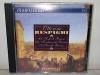 CD RESPIGHI - LE FESTE DI ROMA - NUOVO - NEW