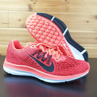 Nike  Zoom Winflo 5 Running Womens Shoes Crimson Red AA7414-601