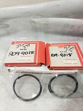 JLO ROCKWELL LR 399 -2  4 PISTON RINGS Std KIMPEX R09-661 NEW OLD STOCK 09-9018