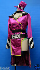 Borderlands Mad  Moxxi Cosplay Costume  Custom Made  < Purple ver>