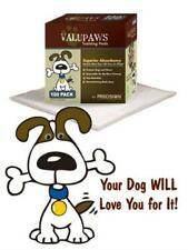 Precision Pet ValuPaws Dog Housebreaking Pads VPPad-100 Wee Wee Pads