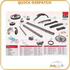 TIMING CHAIN KIT FOR NISSAN X-TRAIL 2.2 06/01-09/03 3264 TCK417