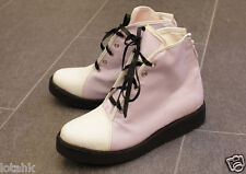 Kingdom Hearts Kairi Purple Cosplay SHOES Custom Made