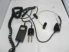 Plantronics Helicopter Pilots Aviation Headset