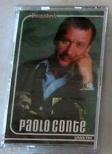 IL MONDO DI PAOLO CONTE -  LINEA TRE - Musicassetta Sigillata