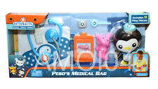 Fisher Price Octonauts Peso Medical Bag Kit Play Pretend Doctor Snot SeaCucumber