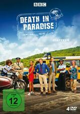 4 DVDs * DEATH IN PARADISE - STAFFEL / SEASON 9 # NEU OVP &