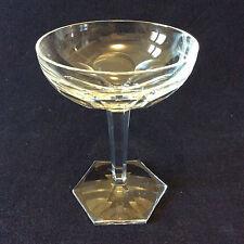 Coupe à champagne cristal de Val Saint-Lambert  LEGAGNEUX Glass
