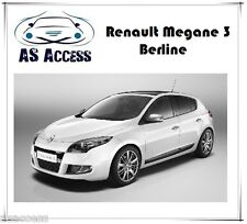 Pack LED Complet Renault Megane 3 Berline