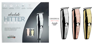 Gamma+ Absolute Hitter HCGPAHTS Cordless Hair Trimmer with Custom Body Kits NEW