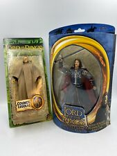 The Lord of The Rings - Council Legolas & Pelennor Fields Aragorn Action Figure