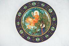 Villeroy&Boch The Russian Fairy Tales Collector Plate Tales Vassilissa The Fair