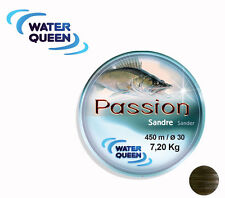 Nylon Water Queen Passion Sandre 0.30mm 7.200kg 150m