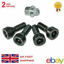 FOR BMW LOCKING SECURITY WHEEL BOLTS NUTS SET 36136786419 E46 E87 E90 E60