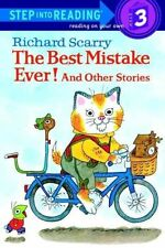 Step into Reading Best Mistake # by Richard Scarry (Paperback, 1992)