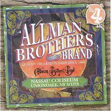 The Allman Brothers - Nassau Coliseum, NY 5/1/73 [New CD]