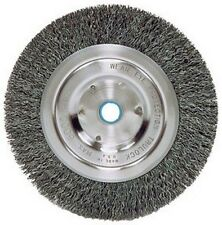 "ATD Tools 8350 6"" Wire Wheel with Spacer for 1/2"" Arbor"
