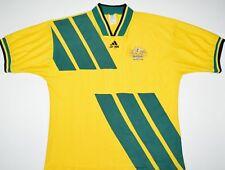 1993-1994 AUSTRALIA ADIDAS HOME FOOTBALL SHIRT (SIZE XL)