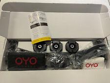 OYO NOVA Portable Personal Gym Black