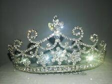 More details for disneyland crown original from merlin l'enchanteur. arribas crystals