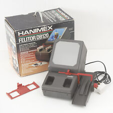 HANIMEX DB120 - DAYLIGHT SLIDE VIEWER & PROJECTOR In Original Box