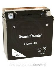 BATERIA POWER THUNDER KYMCO XCITING AF1 ABS 500 06 -