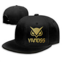 Vanoss Gaming Gold Owl Logo Adjustable Cap Snapback Baseball Hat