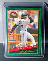 1994 Frank Thomas Post Collection #21 Baseball Card Chicago White Sox