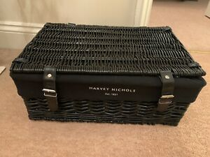 Empty Harvey Nichols Picnic Hamper