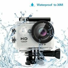 Pro DV HD Action Camera WiFi Waterproof Outdoor Sport Go 30M Underwater 12MP Cam