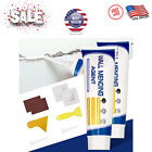 """NEW-Spackle Wall Repair Kit,2 Pack Safe Mend Wall Repair with 4""""X4"""" Wall Patch"""