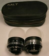 KALT AUX Wideangle & Telephoto lens for Instamatic Mint