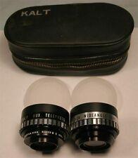 KALT AUX Wideangle & Telephoto lens for Instamatic Mint