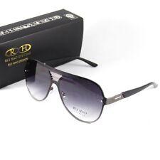 Sports Sunglasses Men Women Sun Glasses Shade Eyewear Grey Lenses Driving UV400
