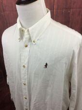 Men's VTG Marlboro Classics Button White Shirt Sz. XL  A226
