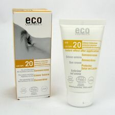 (14,60/100ml) Eco Cosmetics Sonnencreme Sanddorn Olive LSF 20 75 ml