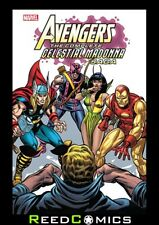 AVENGERS COMPLETE CELESTIAL MADONNA SAGA GRAPHIC NOVEL (504 Pages) New Hardback