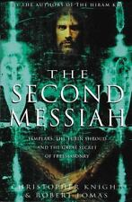 Second Messiah: Templars, the Turin Shroud and the Great Secret of-ExLibrary