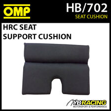 HB/702 OMP RACING SEAT BASE CUSHION - THICKER MODEL FOR IMPROVED SUPPORT COMFORT