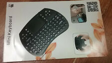 Bluetooth Mini Wireless Keyboard with Touchpad for PI and Fire Tv stick