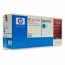 Toner HP cian impresora LaserJet 3600