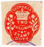 (I.B) Australia - Victoria Revenue : Impressed Stamp Duty 2/-