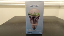 SMTmax 4 Pack of 7 Watt LED Light Bulb - Replaces 60w