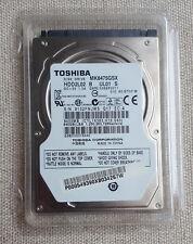 """TOSHIBA MK6475GSX 640GB 5400RPM SATA 2.5"""" HDD + spedizione gratuita nel Regno Unito"""