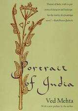 Portrait of India,, Mehta, Ved, Very Good Books