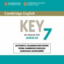 Cambridge English Key 7 Audio CD: Authentic Examination Papers from Cambridge En